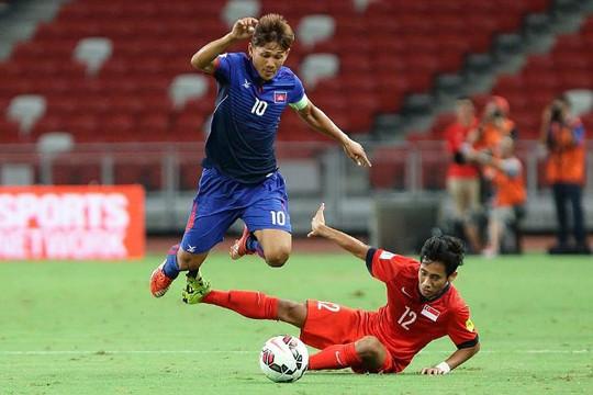 Đội trưởng Campuchia tuyên bố sẽ vì HLV Keisuke Honda mà đánh bại Myanmar