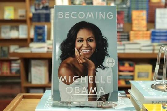 Hồi ký 'Becoming' của bà Michelle Obama sắp được ra mắt tại Việt Nam
