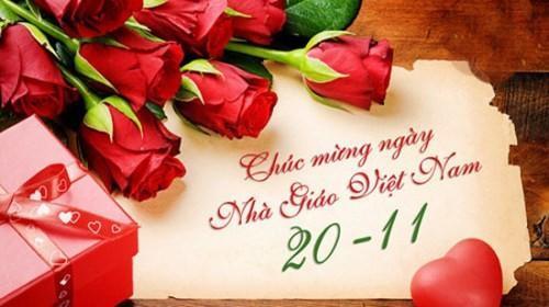 Bộ trưởng Bộ GD-ĐT gửi thư chúc mừng nhân ngày Nhà giáo Việt Nam