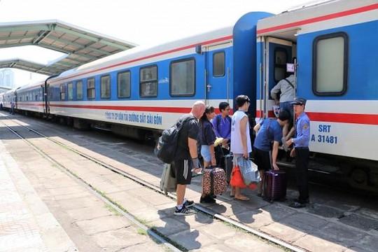 Ga Sài Gòn tăng hơn 14.000 chỗ phục vụ Tết Dương lịch 2019