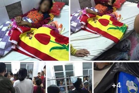 Thực hư chuyện cô bé 15 tuổi sinh con ở Bạc Liêu bị bắt đi xin tiền, đánh đập?