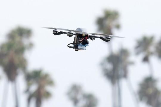 Mỹ thành lập đơn vị điều phối máy bay không người lái và taxi bay