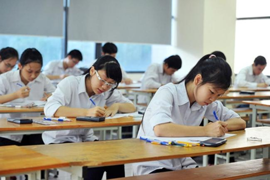 Đề thi THPT 2019 sẽ bao gồm kiến thức cả cấp 3 và giao cho các trường ĐH chấm thi