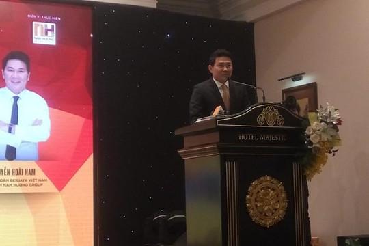 Ứng viên Phó chủ tịch Tài chính VFF Nguyễn Hoài Nam và Giấc mơ World Cup
