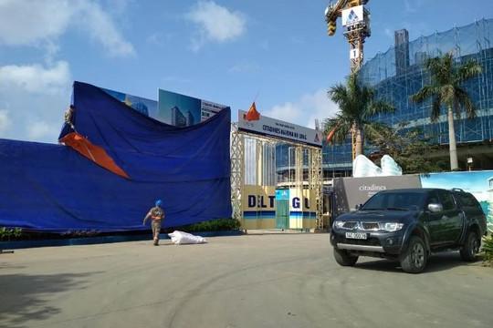 Dự án 'tai tiếng' Citadines Marina Hạ Long sập sàn, 2 công nhân tử vong