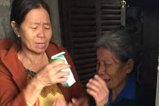 Hoàn cảnh cay đắng của bà mẹ mất cùng lúc cả con lẫn cháu
