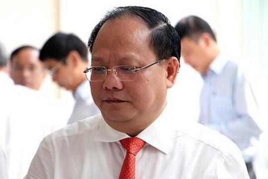 UB Kiểm tra Trung ương đề nghị Bộ Chính trị kỷ luật ông Tất Thành Cang