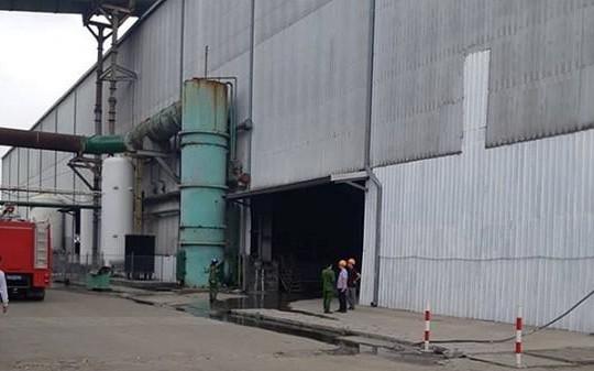 Vụ nổ lò luyện thép tại Hải Phòng: DN thử nghiệm không báo cáo