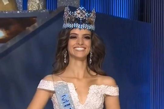 Người đẹp Mexico đăng quang Hoa hậu Thế giới 2018, Tiểu Vy dừng ở top 30
