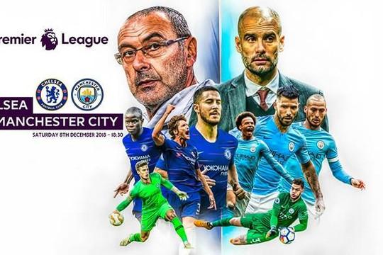 Chelsea và điệp vụ phải thắng trong cuộc đối đầu Man City