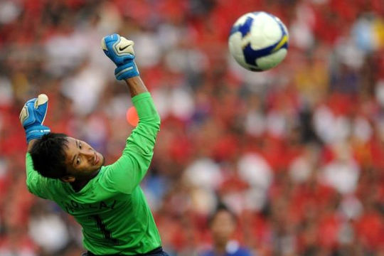 Thủ môn Malaysia tuyên bố muốn 'đòi nợ' Việt Nam trong trận chung kết AFF Cup