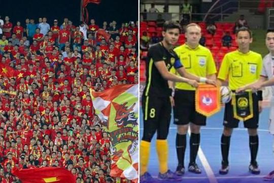 Trước trận chung kết AFF Cup, Việt Nam đánh bại Malaysia 2-1 tại Futsal AFC U.20