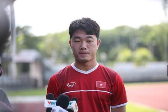 Lương Xuân Trường háo hức trước trận chung kết với Malaysia