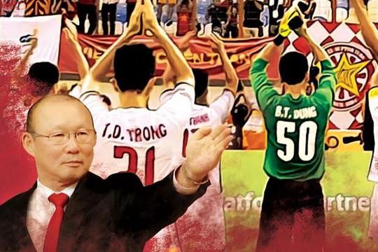 Báo chí Hàn Quốc hướng tới chiến thắng cho Việt Nam tại AFF Cup