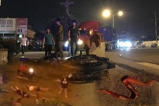 3 thanh niên tử nạn sau 2 đêm: Thôi mượn lý do yêu tuyển Việt Nam để đi bão!