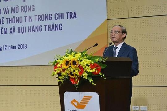 BHXH Việt Nam tăng cường ứng dụng CNTT trong chi trả lương hưu, trợ cấp BHXH