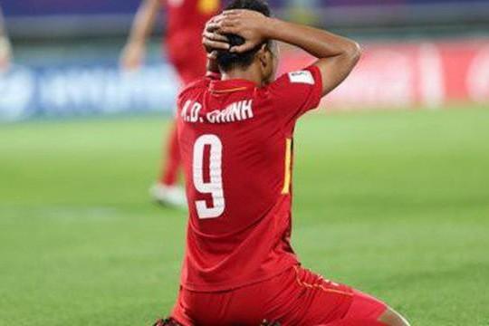 HLV Park tiếc nhưng không trách Đức Chinh phung phí cơ hội khiến Việt Nam rơi chiến thắng
