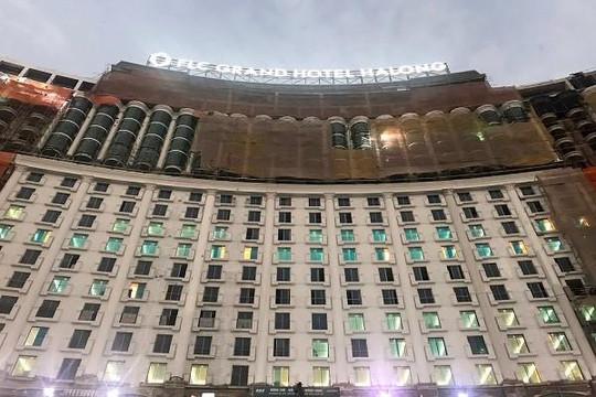 Cận cảnh dự án FLC Grand Hotel Halong trước ngày khai trương