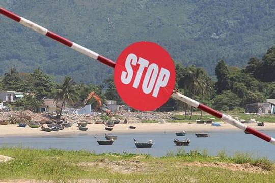 Ai chủ đạo 'bức tâm thư' ủng hộ dự án Trung Thủy ở Đà Nẵng?