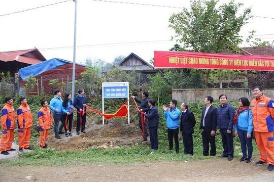 EVNNPC: Nhiều hoạt động vì cộng đồng vì bà con dân tộc vùng cao 2 tỉnh Sơn La và Yên Bái