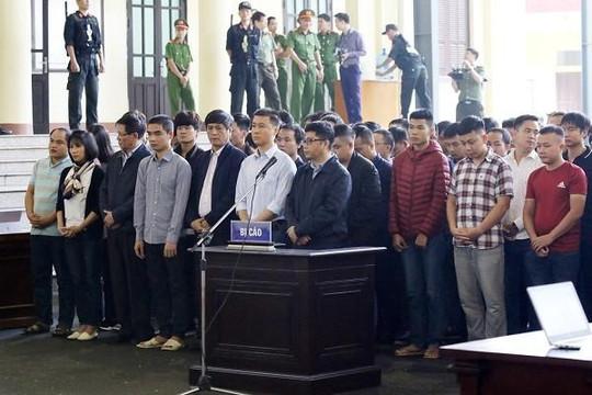 Vụ đánh bạc nghìn tỉ: Hơn 30 bị cáo kháng cáo, không có ông Phan Văn Vĩnh
