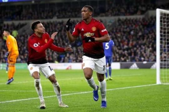 Martial tái hiện tuyệt phẩm của Cole - Yorke, fan Man United mơ về thời hoàng kim
