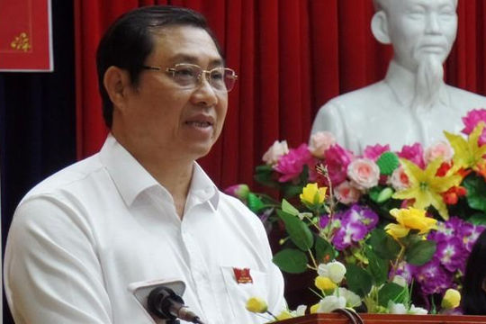 Chủ tịch Đà Nẵng: Cả thường vụ đồng ý bán đất cho Vũ 'nhôm', chỉ mình tôi là không