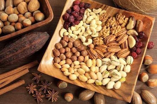 5 loại ngũ cốc nguyên hạt giúp giảm cân