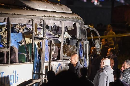 Đại sứ quán Việt Nam tại Ai Cập thông tin vụ đánh bom nhằm vào du khách Việt
