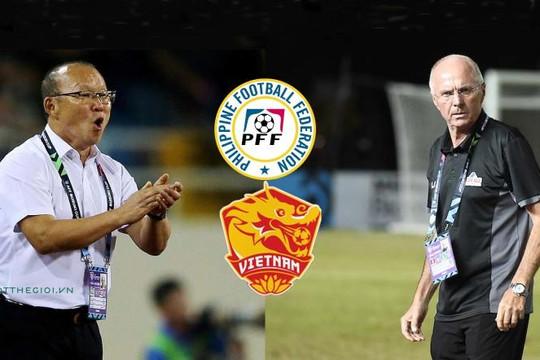 Ông Park muốn dùng các học trò HLV Eriksson như một liều thuốc thử cho chiến dịch Asian Cup 2019