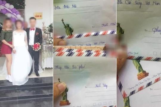 Nhóm thanh niên tới phá đám cưới mỹ nữ Thanh Hóa 'đào mỏ' bạn trai 2 năm rồi phũ