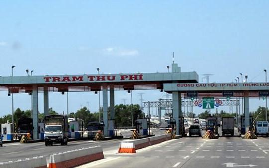 Bắt nhiều cán bộ che giấu doanh số thu phí cao tốc Trung Lương-TP.HCM