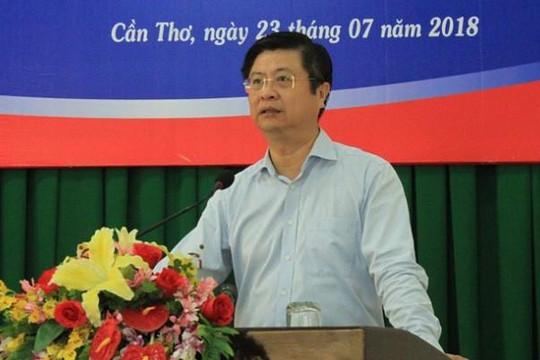 Bộ Nội vụ trả lời về việc luân chuyển ông Trương Quang Hoài Nam
