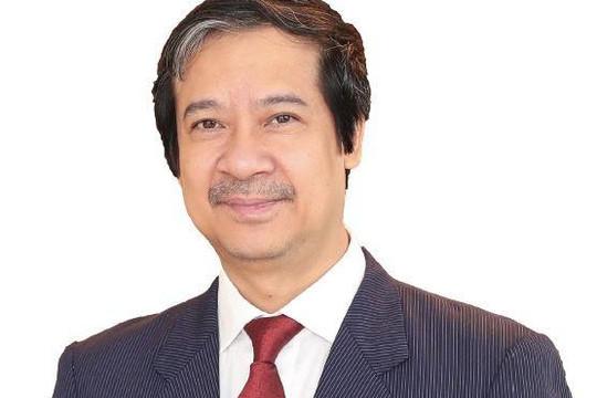 Ông Nguyễn Kim Sơn giữ chức Chủ tịch Hội đồng ĐHQG Hà Nội