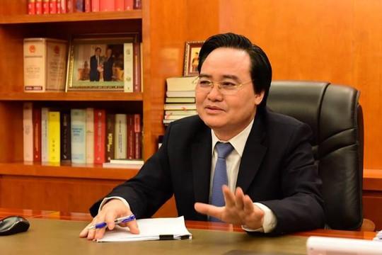 Bộ trưởng Phùng Xuân Nhạ: Sẽ hạn chế tối đa tiêu cực trong thi cử