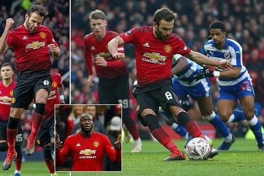 Cùng hạ hai CLB hạng Nhất, Chelsea và M.U hẹn tái đấu ở trận chung kết cúp FA