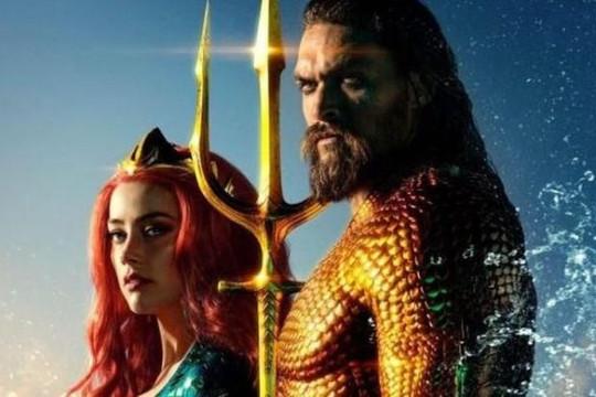 'Aquaman' chính thức trở thành phim có doanh thu cao nhất vũ trụ điện ảnh DC