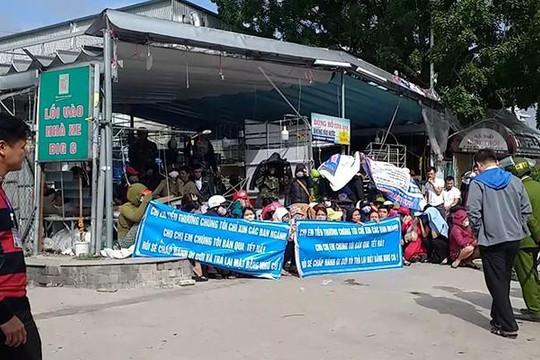 Đóng cửa khu chợ đêm ở Big C Huế, tiểu thương co cụm xin bán qua Tết Âm lịch