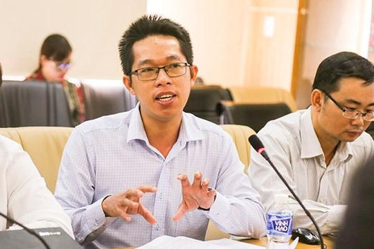 Luật sư Kiều Anh Vũ: Luật không cấm người dân ghi âm ghi hình tại phòng tiếp dân