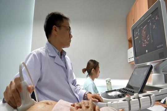 Bệnh viện Đại học Y dược mở trung tâm đào tạo siêu âm tim