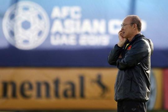 HLV Park Hang-seo đánh giá cao Jordan nhưng tự tin Việt Nam sẽ thắng