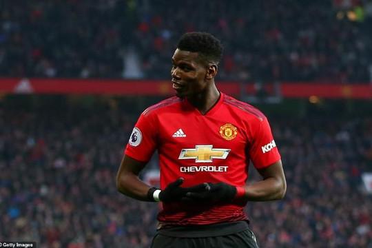 Paul Pogba,  Marcus Rashford giúp Quỷ đỏ thắng trận thứ 7 liên tiếp