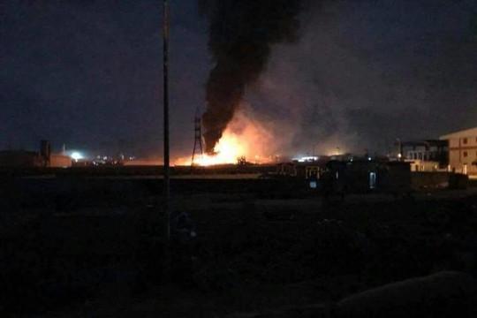 Syria phá hủy nhiều tên lửa hành trình của Israel