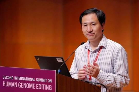 Trung Quốc bắt nhà khoa học tuyên bố chấn động về chỉnh sửa gen người