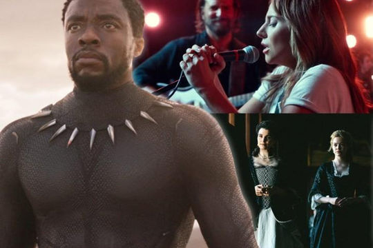 Liệu phim 'Black Panther' và Lady Gaga có phải là cứu cánh cho Oscar 2019?