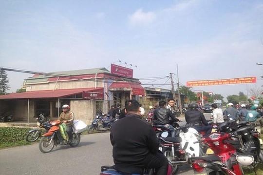 Bắt được 1 nghi phạm vụ cướp ngân hàng tại Thái Bình