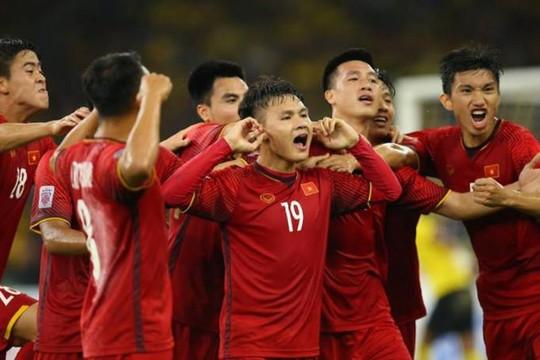 Thắng làm vua, các tuyển thủ Việt Nam thua Nhật vẫn là người hùng