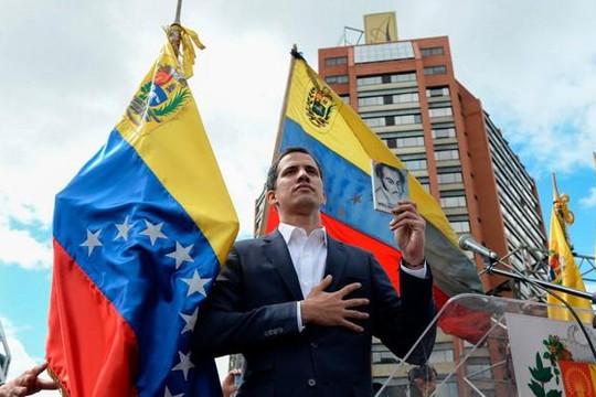 Người tự coi mình làm Tổng thống lâm thời Venezuela là ai?