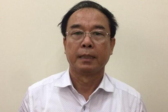 Khởi tố ông Nguyễn Thành Tài, bắt giam một loạt cán bộ tại TP.HCM