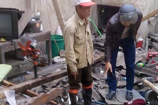 Hà Tĩnh: Một người chết và 4 người bị thương sau tiếng nổ lớn